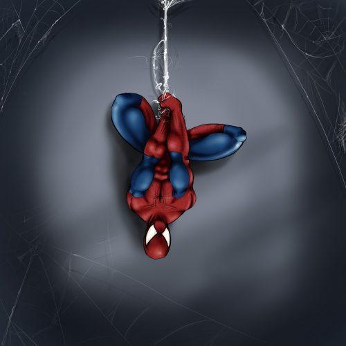 Spiderman Alt Text